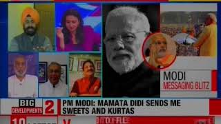 Analysing PM Narendra Modi interview with Akshay Kumar | Modi, king of messaging? Nation at 9 - NEWSXLIVE