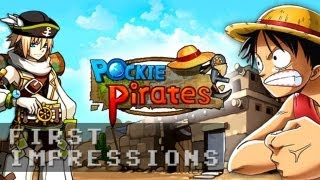 Pockie Pirates Gameplay | First Impressions HD