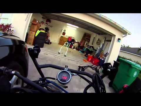 Turbo Ninja 250 Test Ride