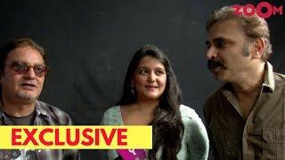 Harsh Chhaya, Vinay Pathak & Sanah Kapoor On Their Experience Of Shooting 'Khajoor Pe Atke' & More - ZOOMDEKHO