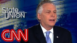 McAuliffe: Trump is an embarrassment to US - CNN