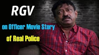 RGV Officer Movie is Famous Encounter Cop or Police Real Story | Ramuism Reloaded | TVNXT HotShot - MUSTHMASALA