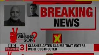 Lok Sabha Election 2019 Phase 2: Election Commission takes Cognisance of Raiganj Violence - NEWSXLIVE