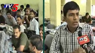 UPSC CSAT row : Civils Aspirants Unsatisfaction on CSAT : TV5 News - TV5NEWSCHANNEL
