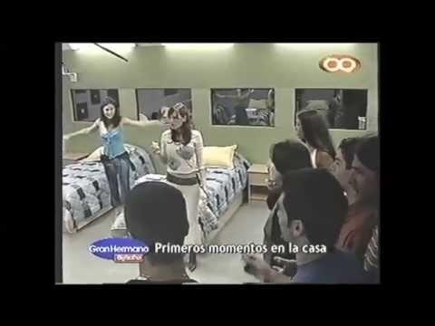 Gran Hermano 2 Argentina. El comienzo 3/9. Los 12 participantes en la casa. Biografía de Yasmin.