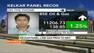 Countdown- Kelkar Panel Submits Framework For Gas Pricing - BLOOMBERGUTV