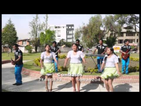 Las Chicas Primavera y el Grupo Puro Pasión  MADRE QUERIDA de Bolivia
