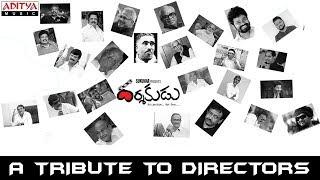 A Tribute To Directors    Darshakudu Movie    Ashok Bandreddi, Eesha Rebba, Pujita Ponnada - ADITYAMUSIC