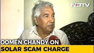 Show Me Probe Report: Oommen Chandy On Fresh Investigation In Kerala Solar Scam - NDTV