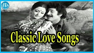Telugu Classic Love Songs || Old Is Gold Collections || Episode 11 - Tuesday Special - IDREAMMOVIES
