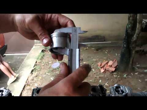Como aumentar cilindrada de 50cc para 100cc Shineray
