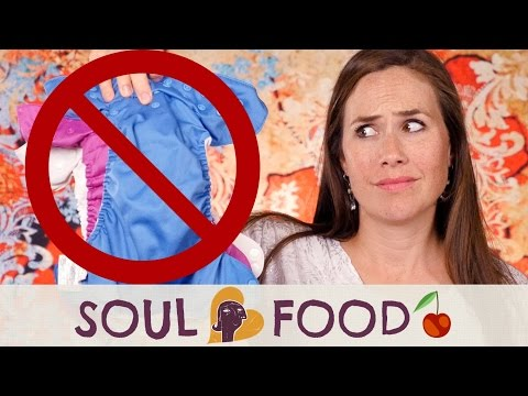 I'M DONE WITH DIAPERS! (Soul Food)