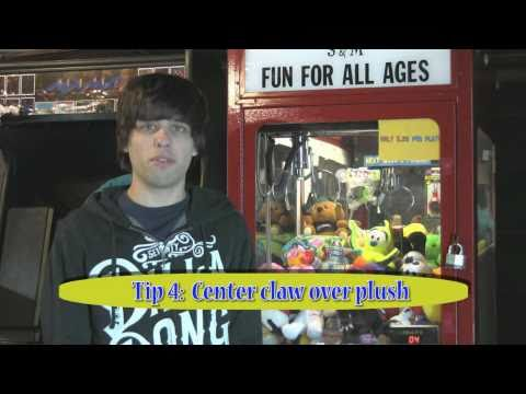 How to Win at the Claw Machine