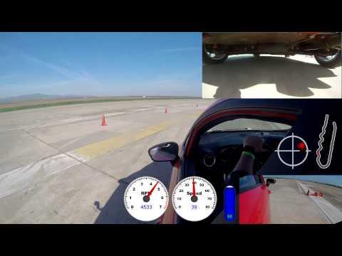 CAM Invitational, Crows Landing CA, March 8 2015,  Ed Runnion, HS Fiesta ST, 58.9
