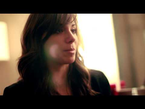 christina perri sings on her first tour ever! cloned