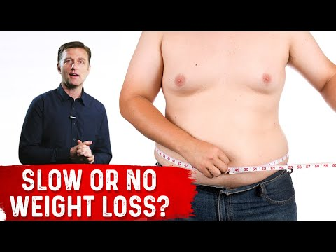 Not Losing Weight vs. Slow Weight Loss: MUST WATCH