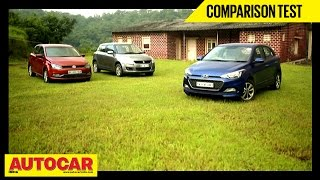 Hyundai Elite i20 VS Maruti Suzuki Swift VS Volkswagen Polo | Comparison Test