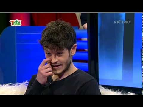 Iwan Rheon on The Rumour Room