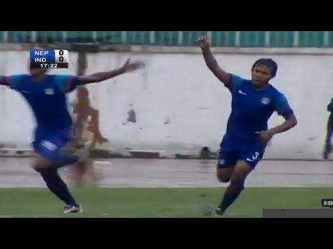 Live Streaming - Nepal VS India - Under 16 SAFF Championship 2013 - Final