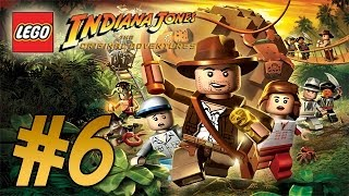 LEGO: Indiana Jones (Original Adventures) Opening the Ark - Part 6 Walkthrough
