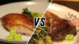 Roasted Chicken vs. Muy Thai Chicken | HIGH BROW VS. LOW BROW - FOODNETWORKTV