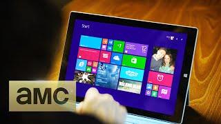 Microsoft Surface Promo: The Walking Dead - AMC