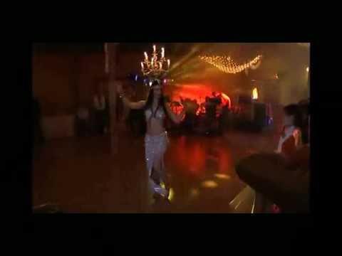 Олена Левицька. Belly Dance. Танець з свічками