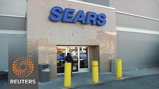 Sears stock soars on Amazon deal - REUTERSVIDEO