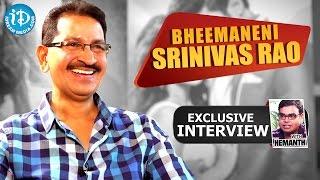 Speedunnodu Movie | Bheemaneni Srinivas Rao Exclusive Interview | Talking Movies With iDream # 90 - IDREAMMOVIES
