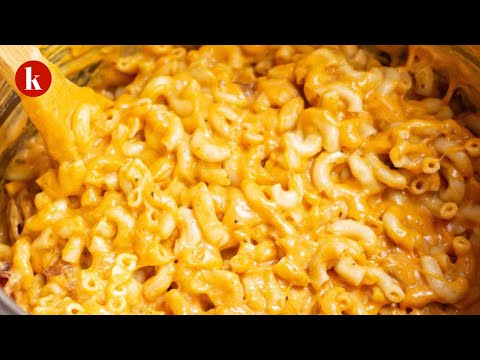 How to Make Stovetop Macaroni & Cheese