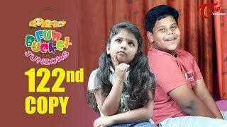 Fun Bucket JUNIORS | Episode 122 | Kids Funny Videos | Comedy Web Series | By Nagendra K | TeluguOne - TELUGUONE