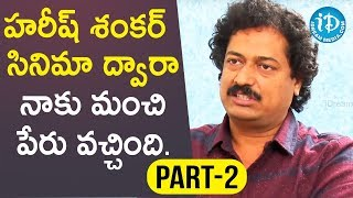 Writer & Director Satish Vegesna Interview Part #2 || Talking Movies With iDream - IDREAMMOVIES
