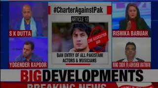 India had presented a dossier against Pakistan; FATF's 10 point target for Pak - NEWSXLIVE