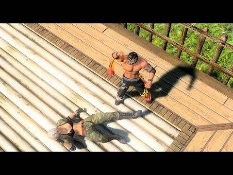 Virtua Fighter 5 Final Showdown - Announcement Trailer (PS3, Xbox 360)