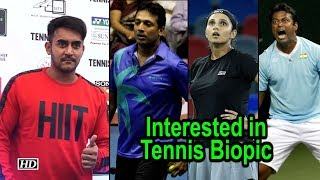 Shashank Khaitan interested in Tennis Biopic - IANSINDIA