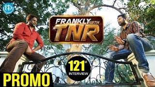 Frankly With TNR #121 - Exclusive Interview - Promo || Talking Movies With iDream - IDREAMMOVIES
