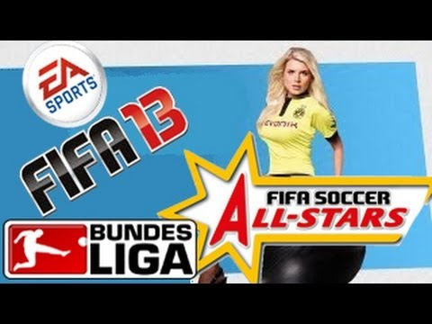 FIFA13 Ultimate Team - Bundesliga Cheap Team Fifaallstars.com