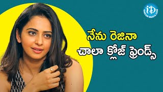 We Two Also Share Room - Rakul Preet Singh || Dialogue With Prema - IDREAMMOVIES