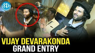 Vijay Devarakonda's Grand Entry || TERMINATOR Telugu Movie Trailer Launch || iDream Movies - IDREAMMOVIES