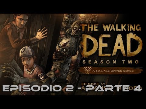 The Walking Dead Season 02 - Ep.2: A House Divided Pt.4