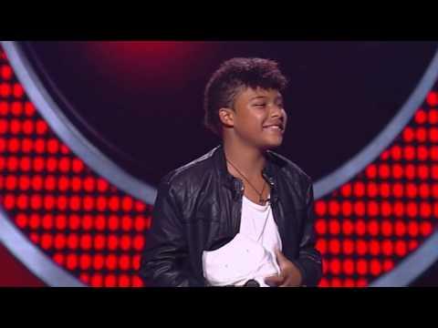 Tiago Barbosa - Treasure - The Voice Kids