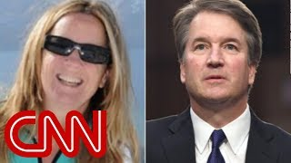 Kavanaugh accuser open to testifying next week - CNN