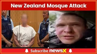 New Zealand Mosque Attack; Five Indians Among 50 People Gunned Down; Who is Brenton Tarrant? - NEWSXLIVE