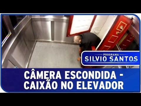 Apanhados - Caixão no Elevador