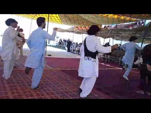 Chinar Festival Khost Attan - April 10, 2014