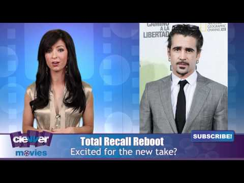 "Colin Farrell's ""Total Recall"" Reboot To Hit Theaters 2012"