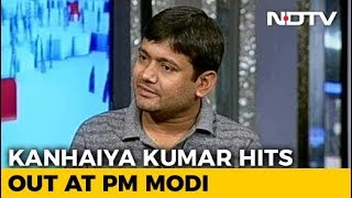 """Should Have Told Rafale Price To Soldiers"": Kanhaiya Kumar Attacks PM - NDTV"