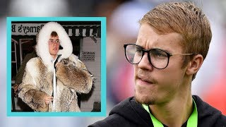 Justin Bieber's CRAZIEST Fashion Moments & New Clothing Line!! | Hollywire - HOLLYWIRETV