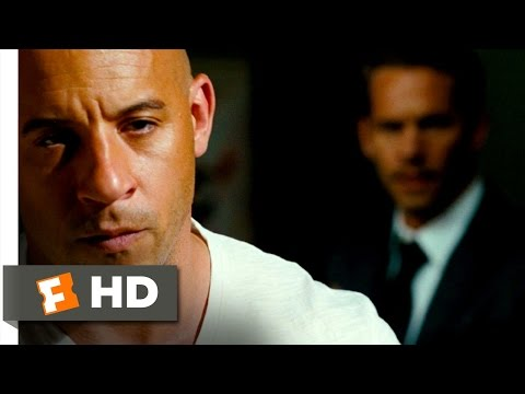 Fast &amp; Furious (4/10) Movie CLIP - Cop and Criminal (2009) HD