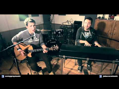 Pumped up Kicks - Foster the People (Cover by Corey Gray & Jake Coco)